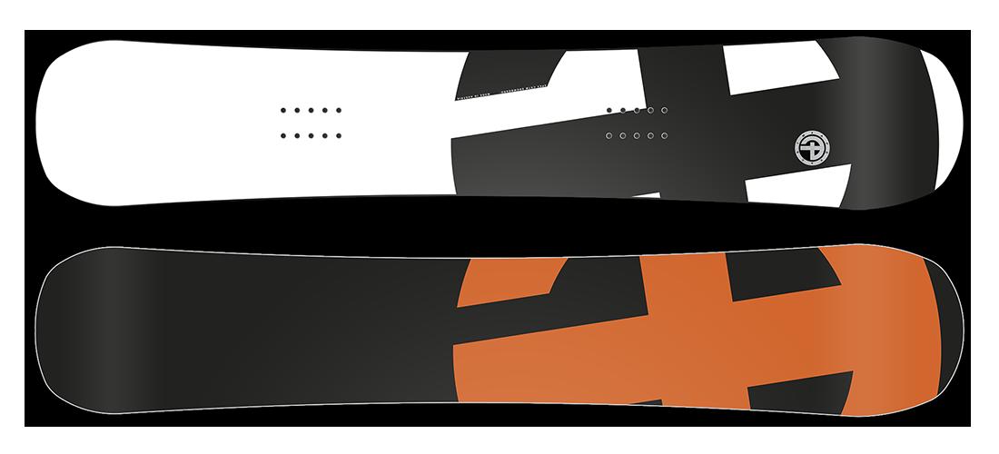 Apex Allmountain Snowboard