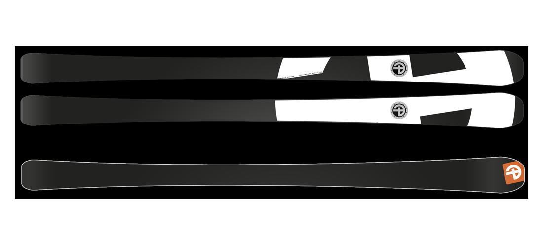 Apex Alpine Carve Ski